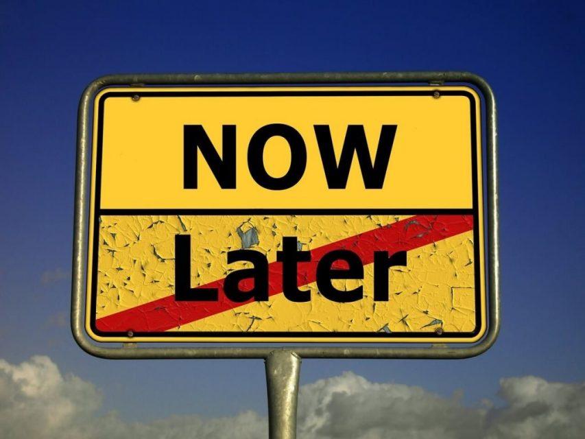 On the Origin of Procrastination